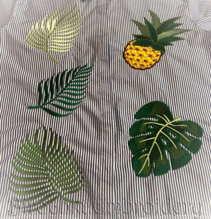 Tropical Leaves Machine Embroidery Designs Birochka Embroidery Shop tropical leaves onesies created by independent artists from around the globe. tropical leaves machine embroidery designs