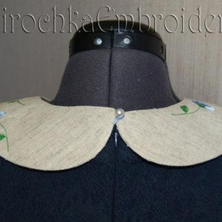 f263626e6 Collar Flowers in the hoop machine embroidery designs – Birochka ...