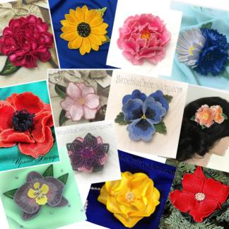Flowers FSL